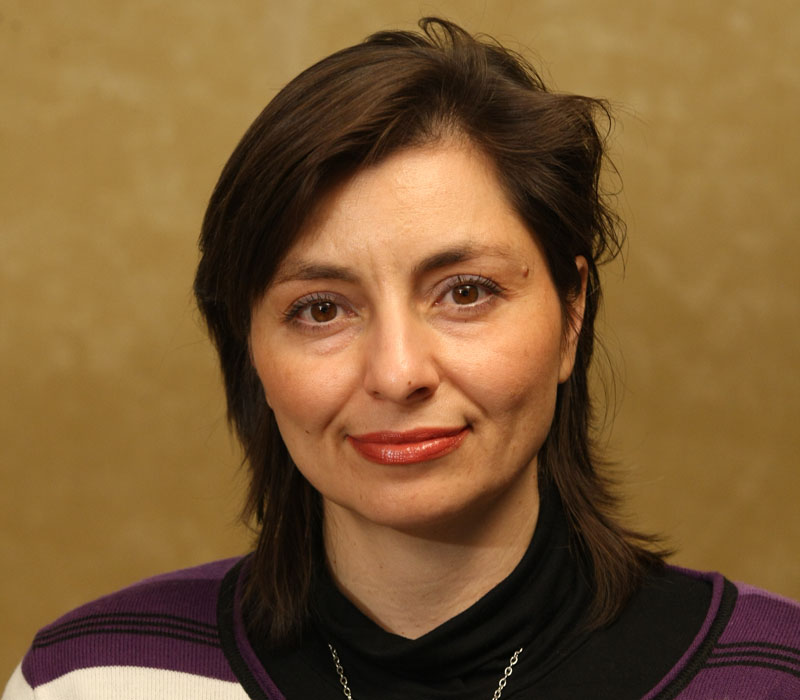 Emily Koulouvaris - WP9 Leader